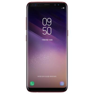 Samsung Galaxy S8 64GB SM-G950F королевский рубин - фото 10128