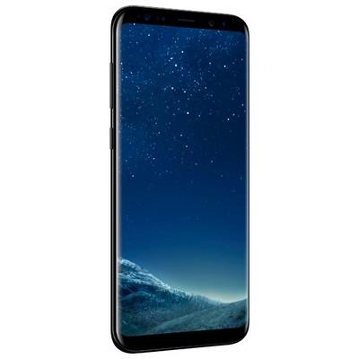 Samsung Galaxy S8 Plus (SM-G955FD) 64GB Midnight Black  - фото 10143