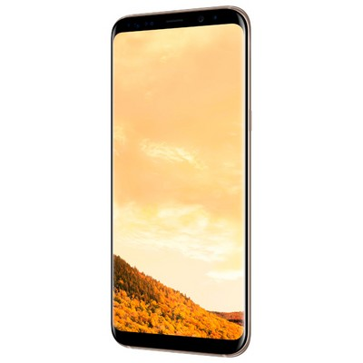 Samsung Galaxy S8 64GB SM-G950F желтый топаз - фото 10184
