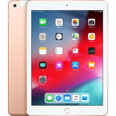 Apple iPad (2018) 32Gb Wi-Fi + Cellular Gold MRM02RU - фото 10472