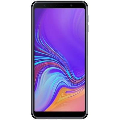 Samsung Galaxy A7 (2018) 4/64GB SM-A750F black (Черный) RU - фото 10578