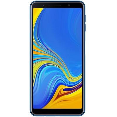 Samsung Galaxy A7 (2018) 4/64GB SM-A750F blue (Синий) RU - фото 10572