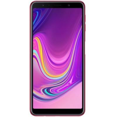 Samsung Galaxy A7 (2018) 4/64GB SM-A750F pink (Розовый) RU - фото 10584