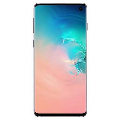 Смартфон Samsung Galaxy S10 8/128GB White - фото 10653