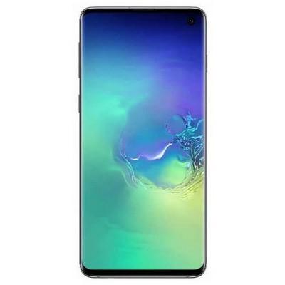 Смартфон Samsung Galaxy S10 8/128GB Green - фото 10671