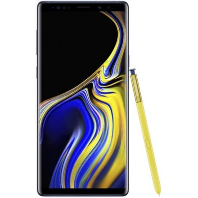 Samsung SM-N960F Galaxy Note 9 128GB Ocean Blue (синий) Ru - фото 10795