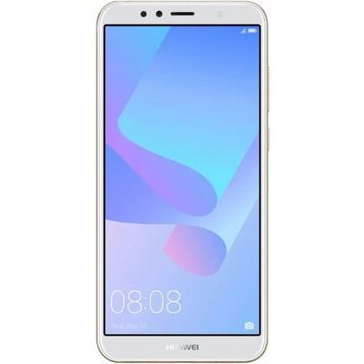 Телефон Huawei Y6 Prime (2018) 16GB Gold RU - фото 10925