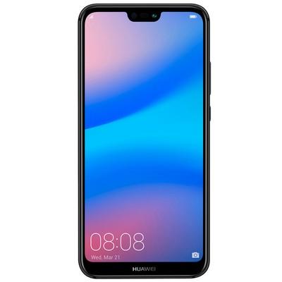 Huawei P20 Lite 64GB полночный черный RU - фото 11137