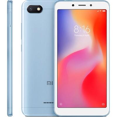 Xiaomi Redmi 6A 2/16GB Global RU blue (голубой) - фото 6026