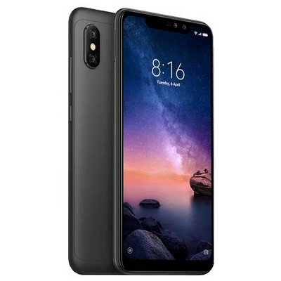 Xiaomi Redmi Note 6 Pro 32Gb Black РСТ - фото 11287