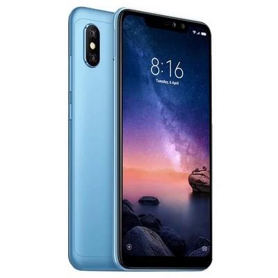 Xiaomi Redmi Note 6 Pro 3/32GB Blue РСТ - фото 19745