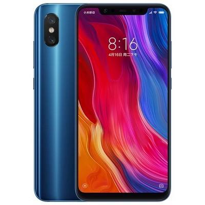 Xiaomi Mi8 6/64GB Global EU blue - фото 11303