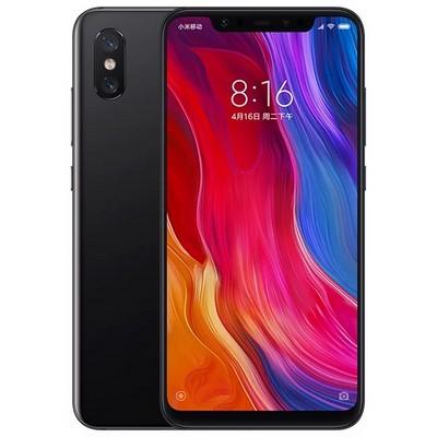 Xiaomi Mi8 6/64GB Global  Черный (Global Version EU) - фото 11302
