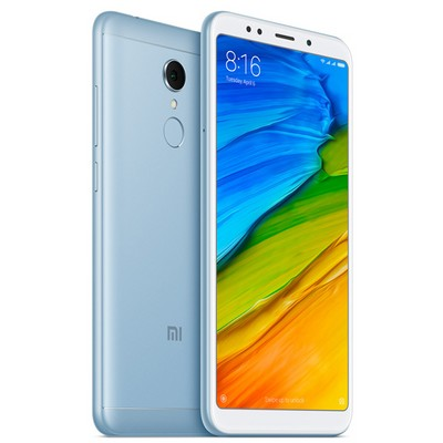 Xiaomi Redmi 5 16GB Blue РСТ - фото 6034
