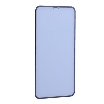 """Стекло защитное 5D для iPhone 11 Pro Max/ XS MAX (6.5"""") 0.3mm Black - фото 11369"""