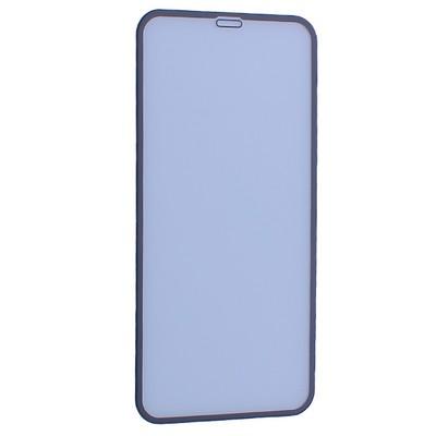 "Стекло защитное 5D для iPhone 11/ XR (6.1"") 0.3mm Black - фото 11387"
