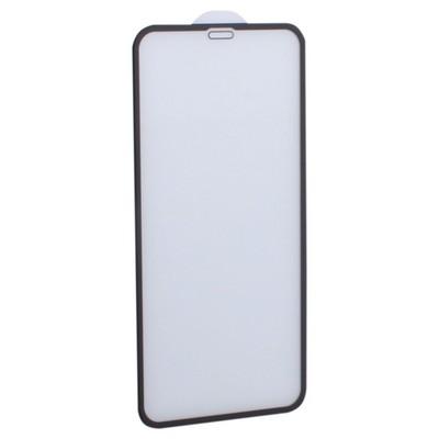 "Стекло защитное Reel 6D для iPhone 11/ XR (6.1"") 0.33mm Black - фото 11392"