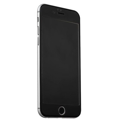 Стекло защитное iBacks Nanometer Tempered Glass with Glossy Surface 0.30mm для iPhone 6s Plus/ 6 Plus (5.5) - (ip60242) Black - фото 11443