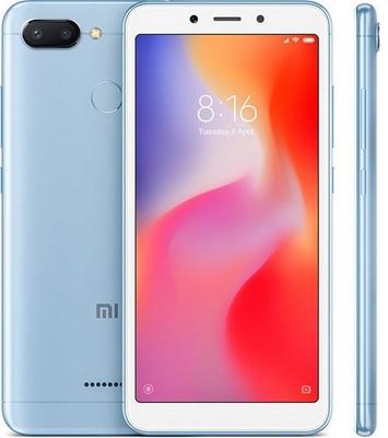 Xiaomi Redmi 6 3/32GB Global EU blue - фото 6093