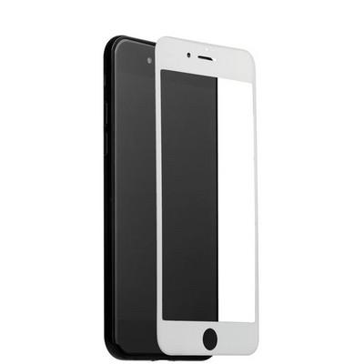 """Стекло защитное COTEetCI 3D Nano Full screen glass 0.15mm blu-ray для iPhone 8 Plus/ 7 Plus (5.5"""") GS7101-WH-BL-5.5 White - фото 16492"""