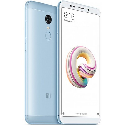 Xiaomi Redmi 5 Plus 64Gb/4Gb Blue РСТ - фото 6116