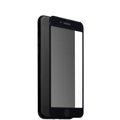Стекло защитное 5D для iPhone SE (2020г.)/ 8/ 7 (4.7) Black - фото 11571