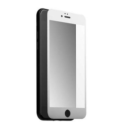Стекло защитное 5D для iPhone 8 Plus/ 7 Plus (5.5) White - фото 16503