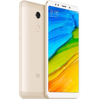 Xiaomi Redmi 5 Plus 64Gb/4Gb Gold РСТ - фото 6126