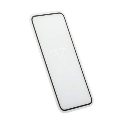 "Стекло защитное 5D для iPhone 11 Pro/ XS/ X (5.8"") Black - фото 11626"