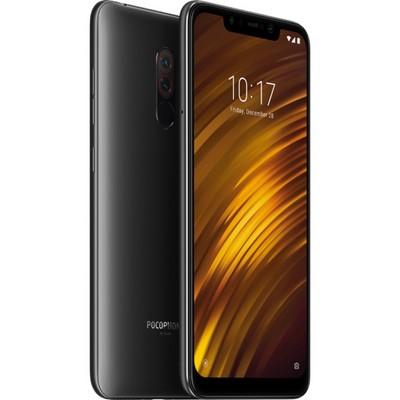 Xiaomi Pocophone F1 6/64Gb black РСТ - фото 6249