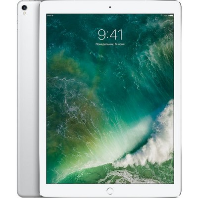 Apple iPad Pro 12.9 (2017) 256Gb Wi-Fi + Cellular Silver - фото 6347