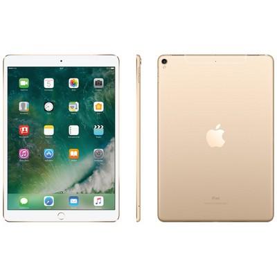 Apple iPad Pro 10.5 256Gb Wi-Fi + Cellular Gold - фото 6418