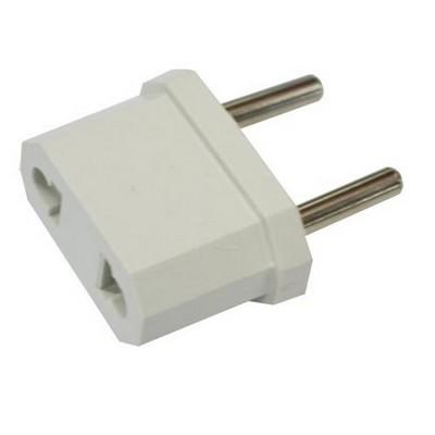 Адаптер сетевой Makel 10А/ 250V, для всех стандартов вилок, Белый - фото 12220