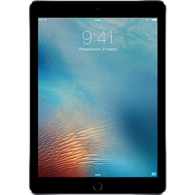 Apple iPad Pro 9.7 32Gb Wi-Fi Space Gray  РСТ - фото 6488