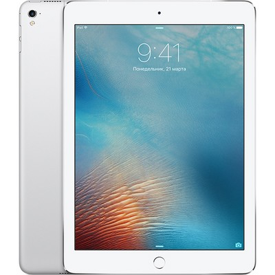 Apple iPad Pro 9.7 128Gb Wi-Fi + Cellular Silver РСТ - фото 6643