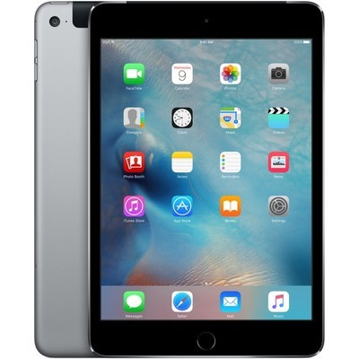 Apple iPad mini 4 16Gb Wi-Fi + Cellular Space Gray - фото 6920