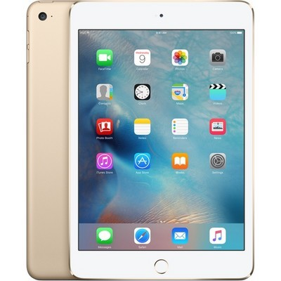 Apple iPad mini 4 16Gb Wi-Fi Gold РСТ - фото 6847