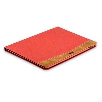 "Чехол тканевый XOOMZ для iPad Pro (10,5"") Simple Fabric Material Made Folio Cover Erudition Series (XID712red) Красный - фото 12671"