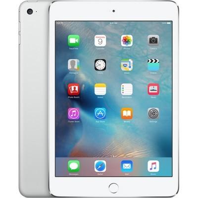 Apple iPad mini 4 32Gb Wi-Fi Silver - фото 6952