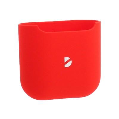 Чехол силиконовый Deppa для AirPods 2/ AirPods D-47016 1.4мм Красно-желтый - фото 12690