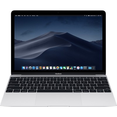 Apple MacBook 256Gb MF855 Silver - фото 6989
