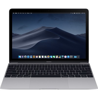 Apple MacBook 512Gb MJY42 Space Gray - фото 7007