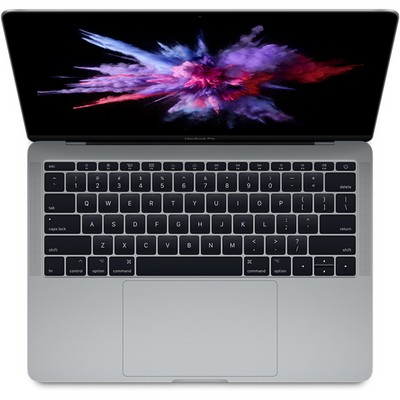 Apple MacBook Pro 13 Retina 2017 128Gb Space Gray (серый космос) MPXQ2RU (2.3GHz, 8GB, 128GB) - фото 6967