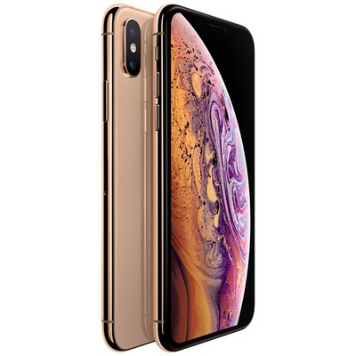 Apple iPhone Xs 64GB Gold (золотой) MT9G2RU - фото 4499
