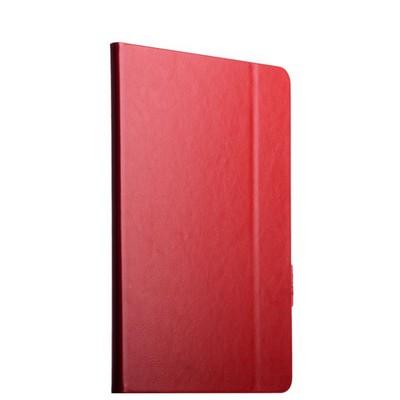 "Чехол кожаный XOOMZ для iPad Pro (9.7"") Knight Leather Book Folio Case (XID701red) Красный - фото 14386"