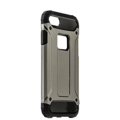 Накладка Amazing design противоударная для iPhone 8/ 7 (4.7) (Серый Космос) - Графитовая - фото 14446