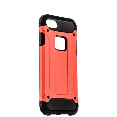 Накладка Amazing design противоударная для iPhone 8/ 7 (4.7) Красная - фото 14448