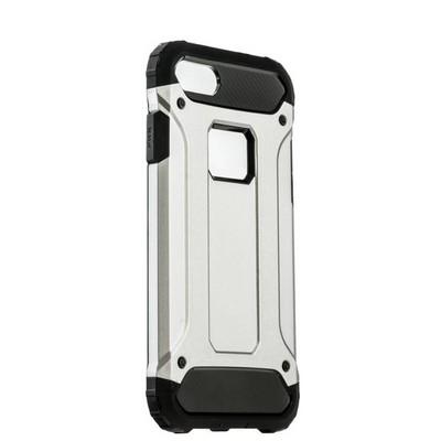 Накладка Amazing design противоударная для iPhone 8/ 7 (4.7) Серебристая - фото 14449