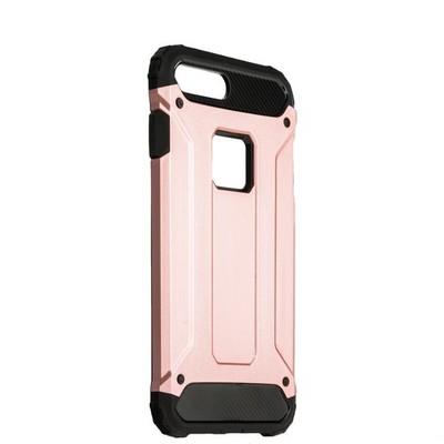 Накладка Amazing design противоударная для iPhone 8 Plus/ 7 Plus (5.5) Розовое золото - фото 14461