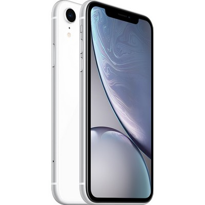 Apple iPhone Xr 128GB White - фото 5806